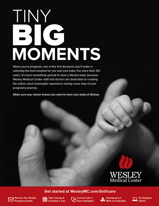 Big Moments Flyer