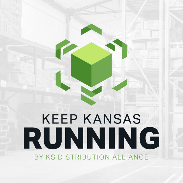 Keep Kansas Running Logo